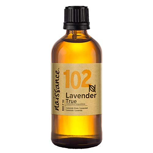 Naissance True Lavender Essential Oil 100ml 100% Pure from Naissance