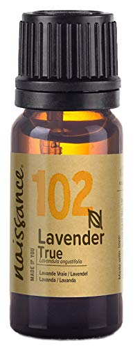 Naissance True Lavender Essential Oil 10ml 100% Pure from Naissance