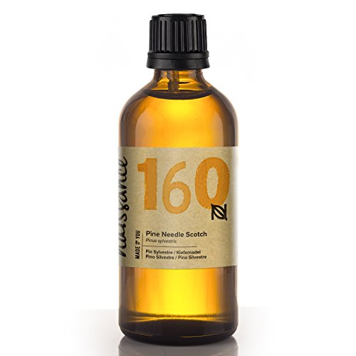 Naissance Scotch Pine Needle Essential Oil 100ml 100% Pure from Naissance