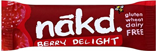 Nakd Berry Delight Gluten Free Bar (35g) from Nakd