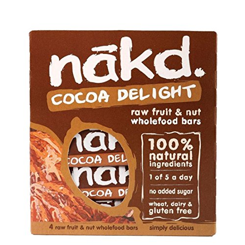 Nakd | Cocoa Delight Multipack | 9 x 4 x 35g from Nakd