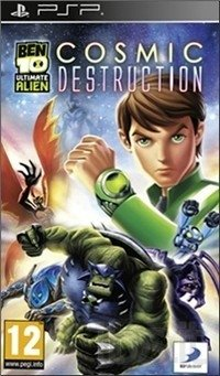 Ben 10 Cosmic Destruction Essentials (Sony PSP) from Namco Bandai