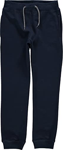 Name It Boy's Nkmsweat Pant Bru Noos Trouser, Blue (Dark Sapphire), 146 from Name It