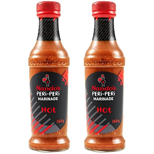 Nando's Hot Peri Peri Marinade - 2 x 260g from Nando's