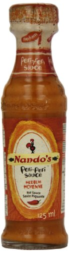 Nando's Medium Peri Peri Sauce (125ml) from Nando's