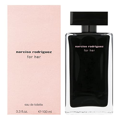 Narciso Rodriguez For Her Eau De Toilette Spray - 100ml/3.4oz from Narciso Rodriguez