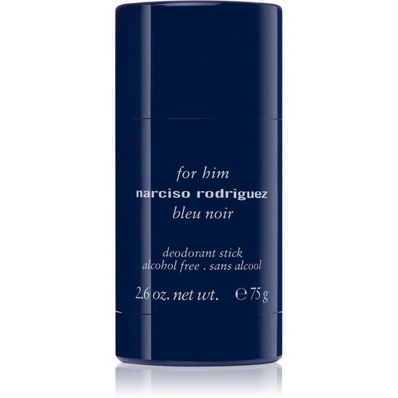Narciso Rodriguez For Him Bleu Noir Deodorant Stick for Men 75 g from Narciso Rodriguez