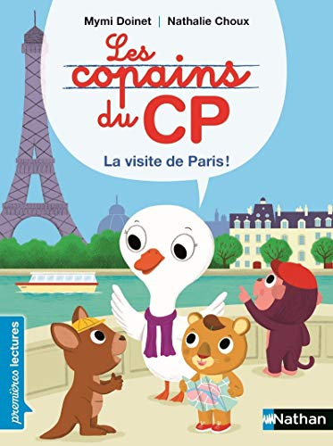 Les copains du CP : Visitons Paris ! from Nathan