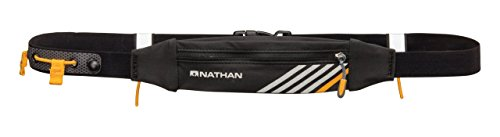 Nathan Unisex's Light Speed Belt Training Pack-Black, One Size from Nathan