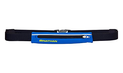 Nathan Unisex's Mirage Training Pack-Electric Blue, One Size from Nathan