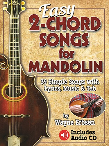 Easy 2-Chord Songs for Mandolin from Native Ground Books & Music