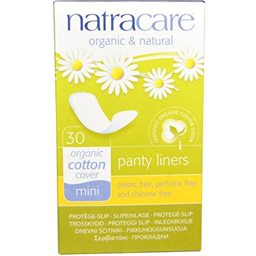 (12 PACK) - Natracare - Mini Pantyliners | 30pieces | 12 PACK BUNDLE from Natracare