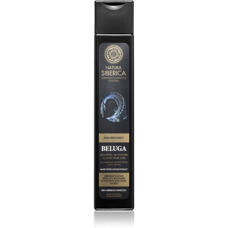 Natura Siberica For Men Only Anti-Hair Loss Shampoo for Men 250 ml from Natura Siberica