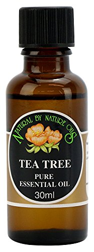 Natural By Nature Tea Tree Essential Oil 30ml from Natural By Nature Oils