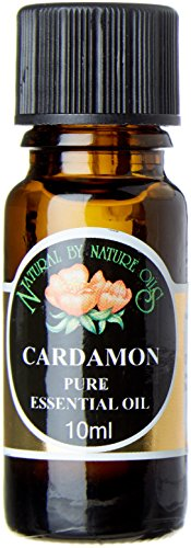 Natural by Nature 10 ml Cardamon Pure Essential Oil from Natural By Nature Oils