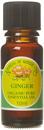 Natural by Nature 10 ml Organic Ginger Oil from Natural By Nature Oils
