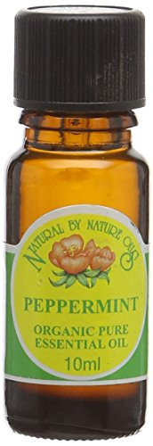 Natural by Nature 10 ml Organic Peppermint Oil from Natural By Nature Oils