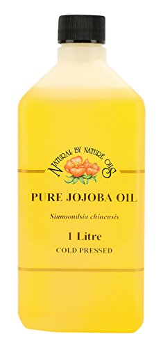 Natural by Nature 1000 ml Pure Jojoba Oil from Natural By Nature Oils