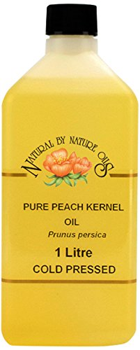 Natural by Nature 1000 ml Pure Peach Kernal Oil from Natural By Nature Oils