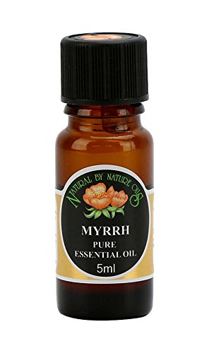 Natural by Nature 5 ml Myrrh Pure Essential Oil from Natural By Nature Oils