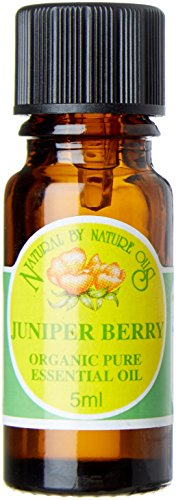 Natural by Nature 5 ml Organic Juniper Berry from Natural By Nature Oils