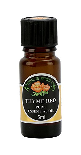 Natural by Nature 5 ml Thyme Red Pure Essential Oil from Natural By Nature Oils