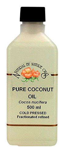 Natural by Nature 500 ml Pure Coconut Oil from Natural By Nature Oils
