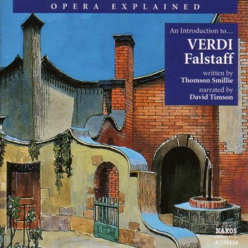 An Introduction to Verdi's Falstaff by Domenico Trimarchi (2004-10-25) from Naxos