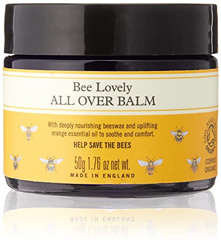 Neal's Yard Remedies - NEW Bee Lovely All Over Balm | deeply nourishing, organic body balm instantly relieves dry and rough patches of skin* such as elbows, feet and knees from Neal's Yard Remedies | Bee Lovely