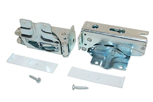 Genuine BOSCH Fridge Freezer Door Hinge Kit 481147 PACK OF 2 from Neff