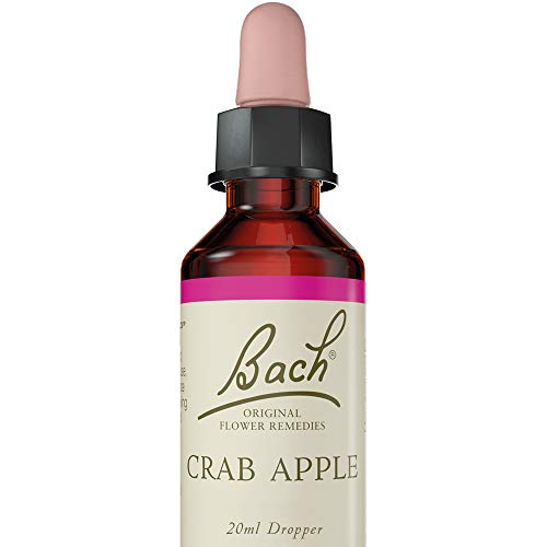 Bach Original Flower Remedies - Crab Apple 20ml-packaging may vary from Nelsons Bach Original Flower Remedies