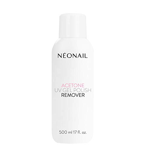 Neonail Acetone Remover Hybrid Manicure Nail Polish Soak off Gel UV LED 500ml from NeoNail