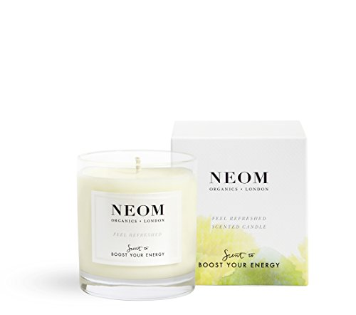 Neom Organics London Feel Refreshed Scented Candle 185g from Neom Organics London