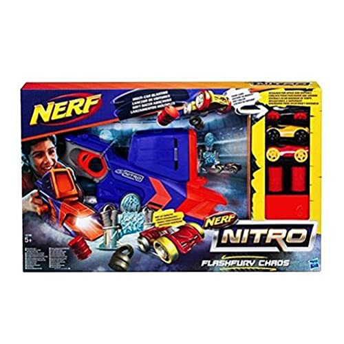 Nerf Nitro FlashFury Chaos from Nerf