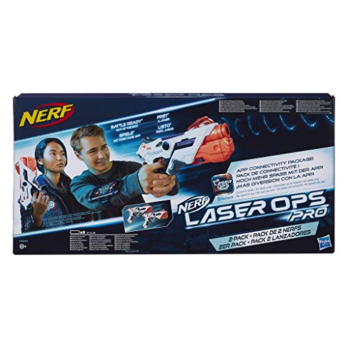 Nerf E2281EU4 Laser Ops Pro Alphapoint, Multi-Colour from Nerf