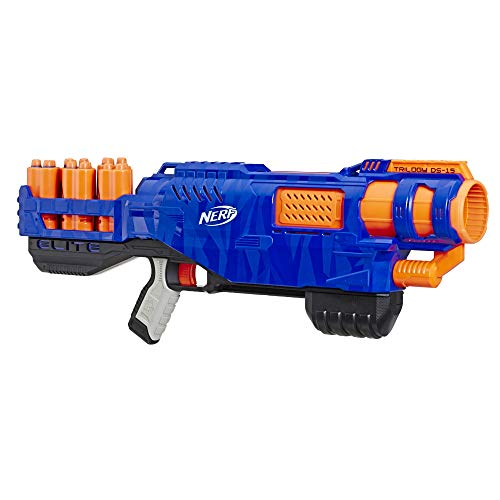 Nerf E2853EU4 Elite Trilogy DS 15, Multicolour from Nerf
