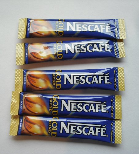 50 Nescafe Gold Blend Decaff - 50 individual sachets from Nescafe