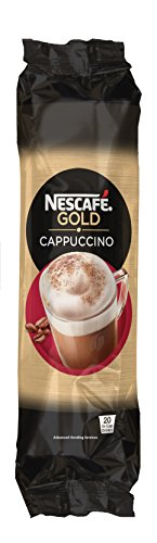 INCUP NESCAFE CAPPUCCINO FOR 73mm IN-CUP VENDING MACHINES INCUP DRINKS x 240 from Nescafe