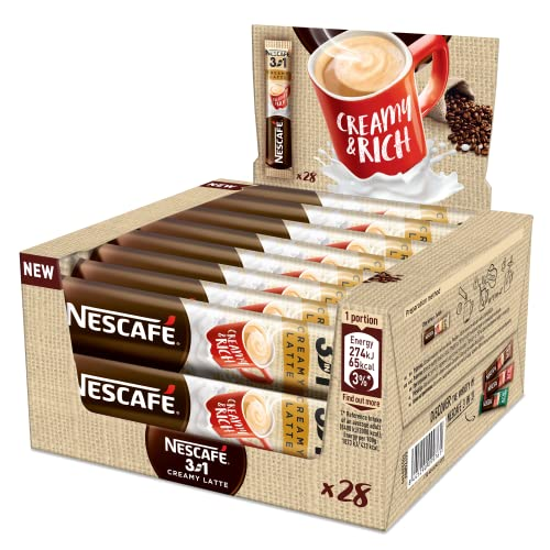 NESCAFE 3in1 WHOLESALE ORIGINAL STRONG EU MADE LONG DATE FRESH STOCK (60 sachets, Creamy) from NESCAFÉ