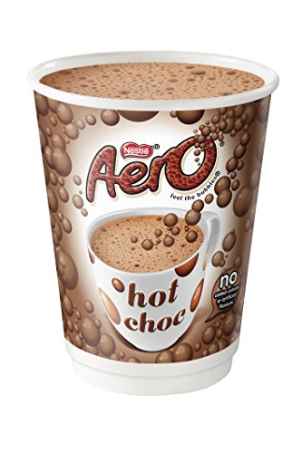 NESCAFÉ &GO Aero Hot Chocolate Cups, 3 Sleeves of 8 from NESCAFÉ