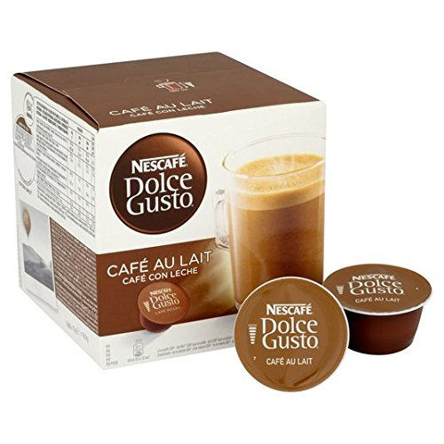 Nescafe Dolce Gusto Cafe Au Lait 160g from Nescafe