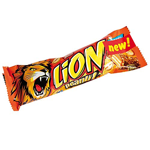 Peanut Lion Bar from Nestlé