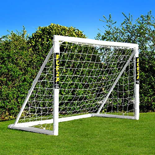 Net World Sports 6' x 4' FORZA Football Goal Locking Model - [The ONLY GOAL that can be left outside in any weather] from Net World Sports