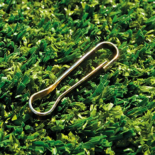 FORTRESS Cricket Net Clips [50 Pack] - Steel Spring Net Clips from FORTRESS