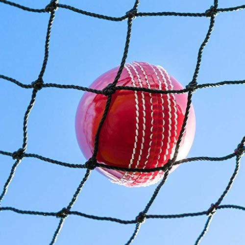 Cricket Netting – 50+ Sizes Available (24hr Shipping) [Net World Sports] Backstop/Ball Stop/Surround/Sports Nets (6 x 6) from Net World Sports