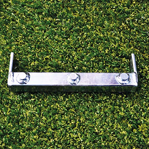 "FORTRESS Cricket Stump Position Gauge - Stainless Steel Cricket Wicket Gauge - Senior or Junior (Senior (9"")) from FORTRESS"