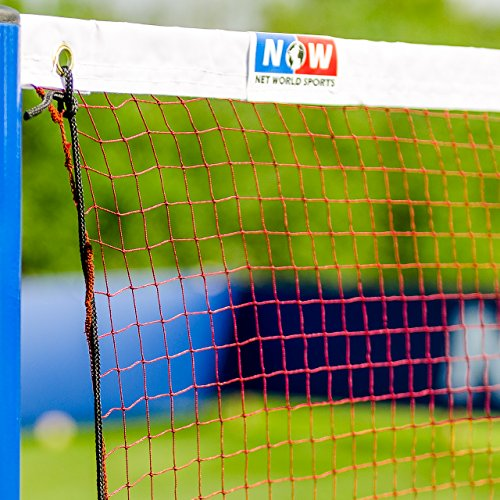 Badminton Net - Regulation 20ft - The Perfect Badminton Net for Amateur & Professional Level [Net World Sports] from Net World Sports