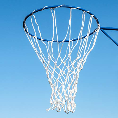 Netball Net - Official size replacement net for hoops [Net World Sports] from Net World Sports