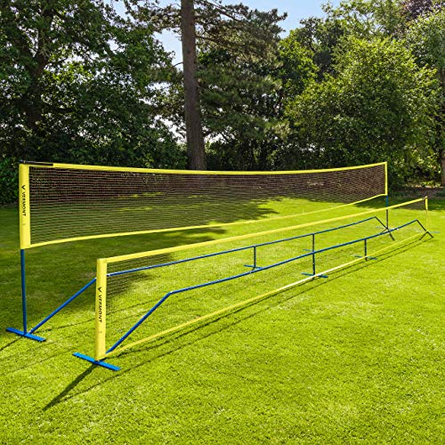 ProCourt Mini Tennis & Badminton Combi Net - 10' / 20' / 30' (3. 30' Wide (9.1m)) from Net World Sports