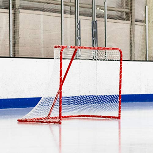 Regulation Ice Hockey Goal - Fantastic For Gameday Or Training [Net World Sports] from Net World Sports